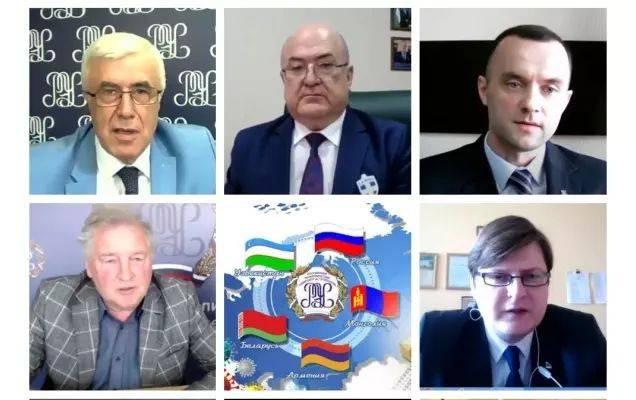 Международный он-лайн круглый стол «Экономическое развитие стран: пандемия и её последствия»